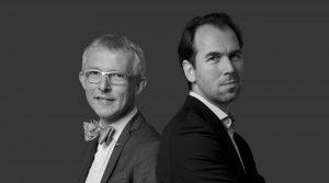 Rudi Westendorp en David van Bodegom