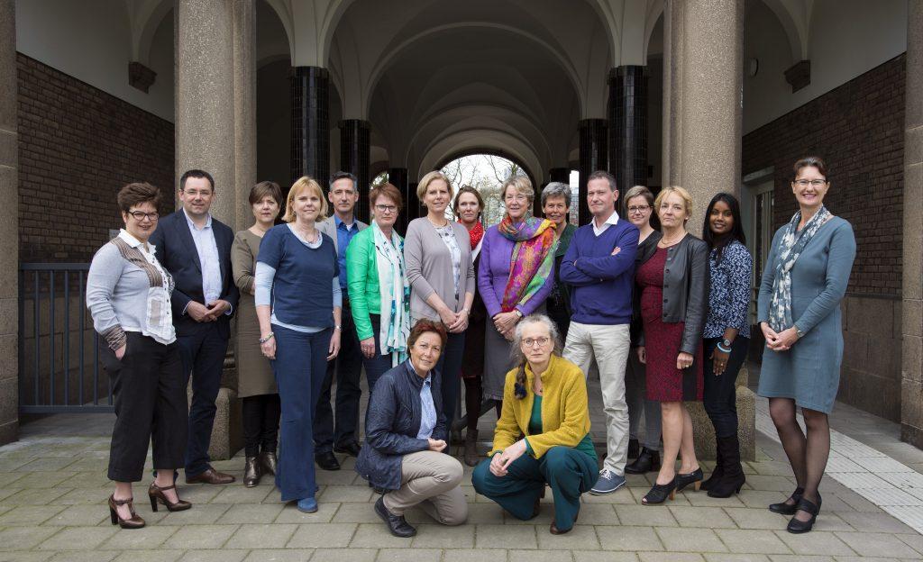 Deelnemers cursusjaar 2016