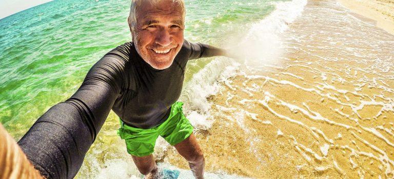 Nieuwe collegereeks biedt handvatten voor gezond en gelukkig oud worden