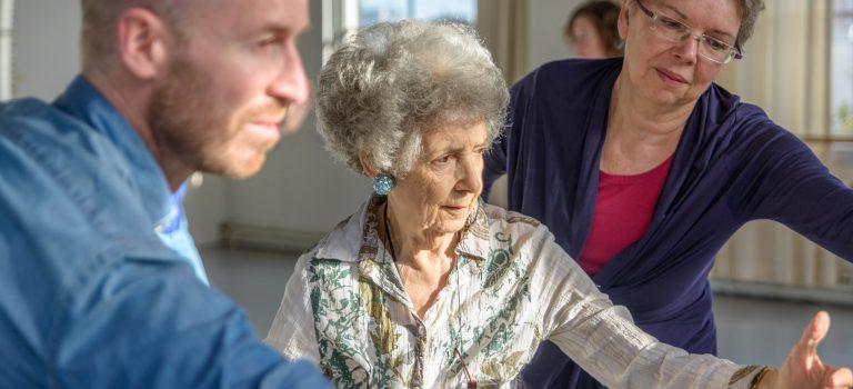 Dansen met Parkinson, MS en reuma nu ook in Leiden