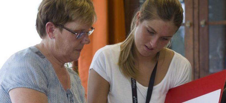 Goed voorbeeld van zorgdocenten doet zorgstudenten volgen