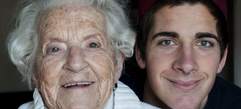 Generaties over de grens: jong en oud wonen, leven en beleven samen