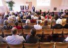 Tien jaar Leyden Academy: feest in het Poortgebouw