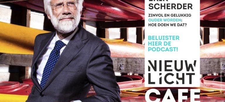 Jolanda Lindenberg en Erik Scherder in podcast NieuwLicht
