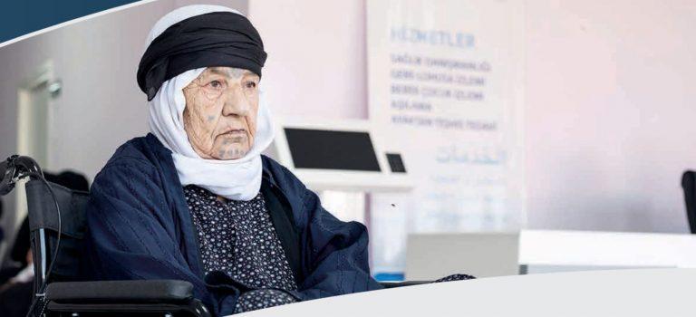 WHO richtlijnen voor de gezondheid van oudere migranten en vluchtelingen