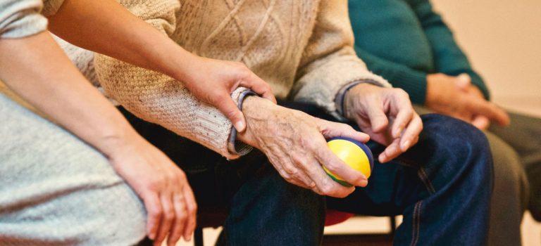 Blog Skipr: Vier tips voor beweging in verpleeghuis
