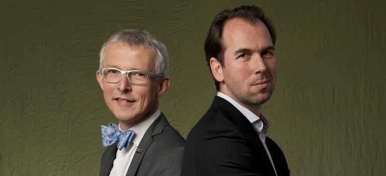 Tien jaar cadeau, nieuw boek David van Bodegom en Rudi Westendorp