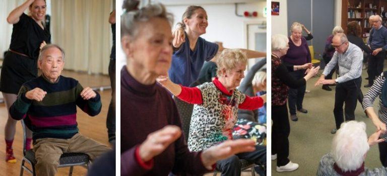DansPark: een ontmoetingsplek vol dans, muziek en plezier