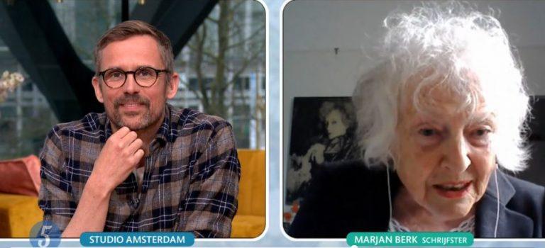 Marjan Berk op RTL4 over Wij & corona
