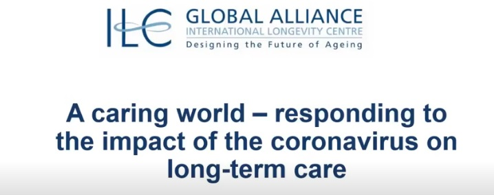 Webinar ILC: wereldwijde impact COVID19 op de ouderenzorg