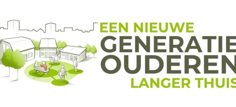 Inschrijving geopend voor conferentie Een nieuwe generatie ouderen, Langer Thuis
