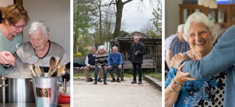 Insideoud.nl: eerlijke beeldverhalen uit de ouderenzorg
