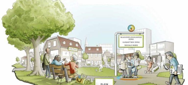 Schrijf u in voor de online conferentie Een nieuwe generatie ouderen langer thuis