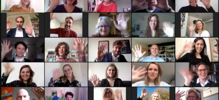 12e verjaardag Leyden Academy: feestelijke videoboodschap