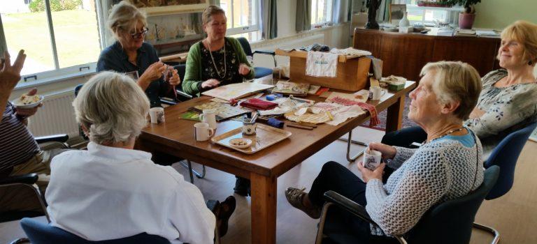 Oudere deelnemers en participatief actieonderzoek: van uitvoeren naar initiatief nemen