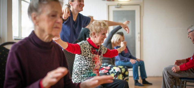 DansPark geeft profijt in het dagelijks leven