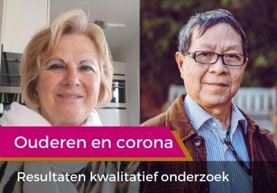 Kwalitatief onderzoek ouderen en corona