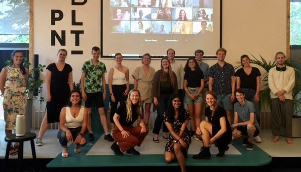 Slotbijeenkomst Honours Class: teams presenteren hun innovaties