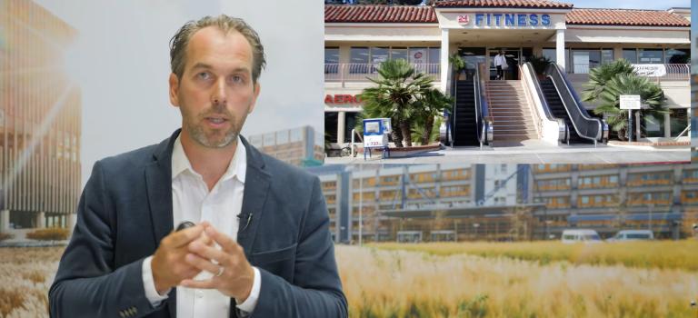 PEP-talk David van Bodegom over fit en vitaal oud worden