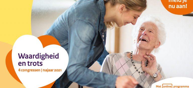 Veelzijdig aanbod congressen ouderenzorg in najaar 2021
